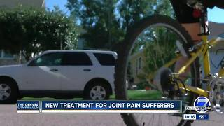 Synthetic cartilage helping Colorado arthritis patients