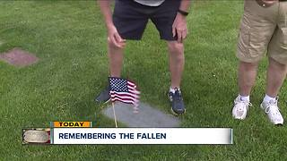 Remembering the fallen - Video