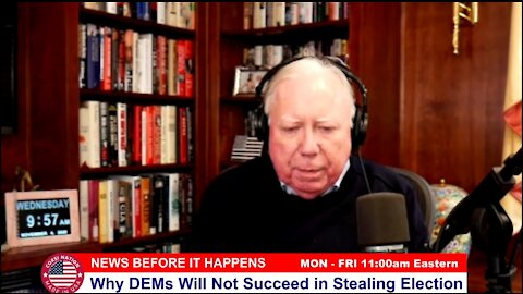 Dr Corsi NEWS 11-04-20 Why DEMs Will Not Succeed in Stealing Election