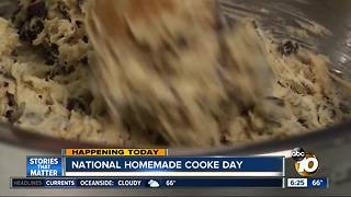 National Homemade Cookie Day - Video