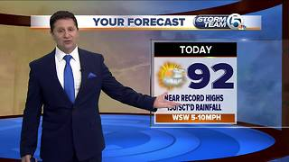 South Florida Monday morning forecast (6/4/18) - Video