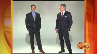 New Suit Technology to Keeps Guys Cool - Video