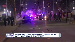 Noel Night Shooter arrested, police say