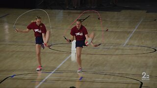 Jump rope all-stars grounded