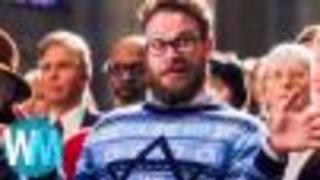 Top 10 Funny Seth Rogen Movie Moments - Video
