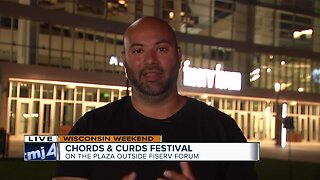 Chords & Curds Festival preps for Saturday event