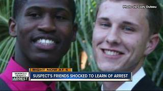 Friends of accused Seminole Heights killer shocked to learn about arrest - Video
