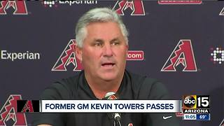 Former Dbacks GM passes away from cancer - Video