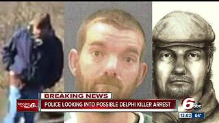 Indiana State Police investigating possible connection between Colorado arrest and Delphi murders - Video