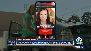 App allows you to report gas price gouging in Florida