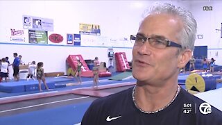 Former Olympic coach John Geddert dies by suicide Thursday after charges announced, AG confirms