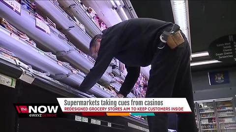 How grocery stores are just like casinos