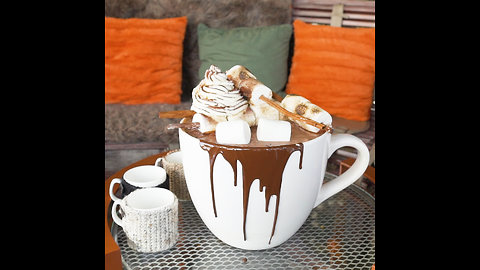 This Boozy Hot Cocoa Is 20 Pounds