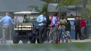 Walkouts at schools in Southwest Florida - Video