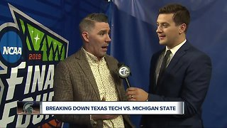 """Brendan Quinn talks with Brad Galli: Izzo """"knows this is a legacy weekend"""""""
