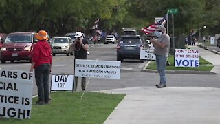 Political rallies in Boise highlight Supreme Court nominee controversy
