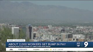 Tucson City minimum wage