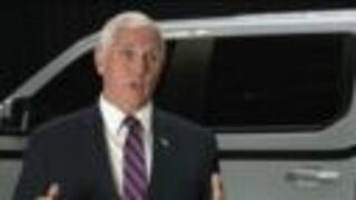 Vice President Pence joins Lordstown Motors in marking new beginning for former GM Plant