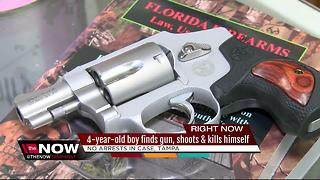 Group teams up with law enforcement to give kids crucial advice about gun safety - Video