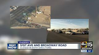 Two children injured in crash in southwest Phoenix