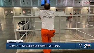 COVID-19 stalling commutations