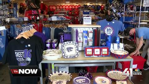 KU, K-State fans gearing up to rep teams in Sweet 16