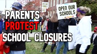 Kentucky Parents Protest School Board Decision On Reopening