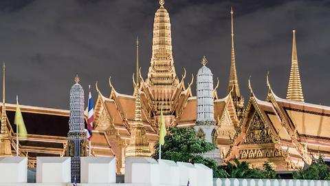 Bangkok, Thailand : The city of wonders.