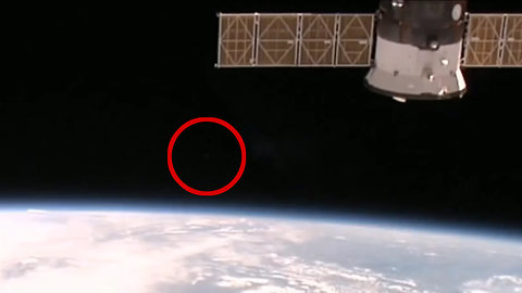 NASA Cuts ISS Live Stream After Strange UFO Appearance