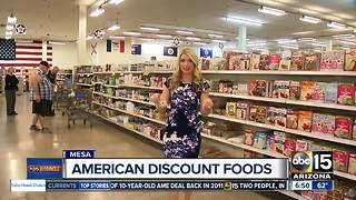 Spend $5 and get nearly $20 worth of food! - Video