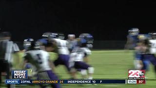 23FNL Week 3: Mission Oak v. BCHS - Video