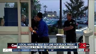 Black Friday at Best Buy starts Thanksgiving night - Video