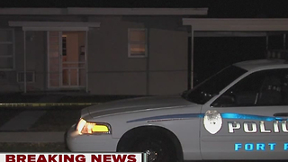 2 people sought after home invasion, fatal shooting in Fort Pierce - Video