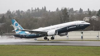 Transportation Dept. Probing FAA Approval Of Boeing 737 MAX Planes