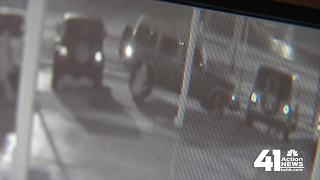 WATCH: Thieves steal $3,500 worth of tires in Gladstone - Video