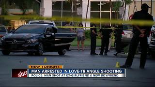 Argument leads to shooting outside YMCA in St. Petersburg - Video