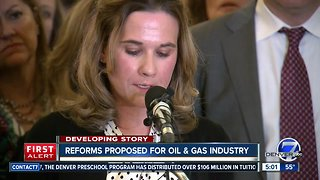 Colorado Democrats announce 'sweeping' oil and gas local control measureColorado Democrats announce 'sweeping' oil and gas local control measure