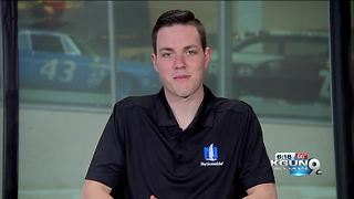 Pole sitter Alex Bowman looks forward to leading the pack for Daytona 500 - Video