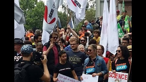 Melbourne Workers Demand Better Pay and Work Environment