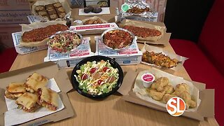 YUMMY! Domino's is doing a crust variety taste test challenge