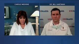 UW Health Doctor explains Johnson & Johnson vaccine trial pause, next steps
