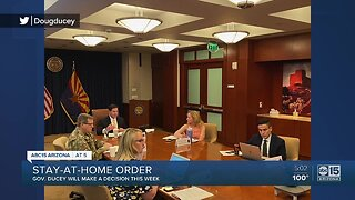 Stay-at-home order deadline approaching