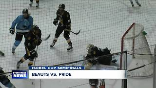 Beauts beat Pride in NWHL semifinals - Video