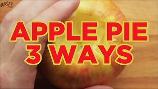 3 Delicious Apple Recipes - Video