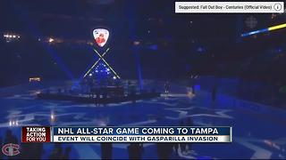 2018 NHL All-Star Game coming to Tampa - Video