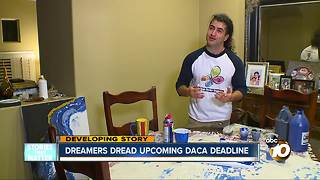 Dreamers dread upcoming DACA deadline - Video