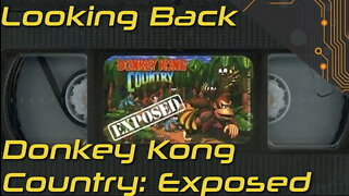 Weird VHS From The 90's   Donkey Kong Country Exposed