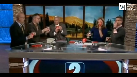 World's Hottest Pepper Makes News Anchor Throw Up On Camera