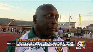 Taft athletes, coaches will miss Stargel Stadium
