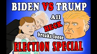 The Skew: Ep. 2 ELECTION SPECIAL